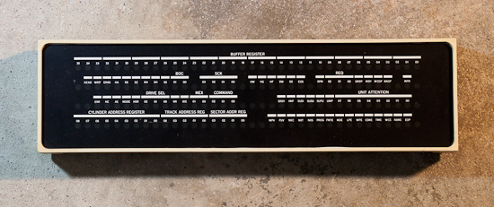 panel pdp10 disk controller
