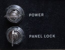 panel pdp8i keylocks