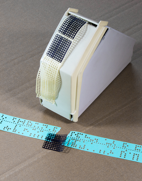 papertape splicing strip