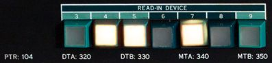 pdp10 ki10 buttons READIN 320