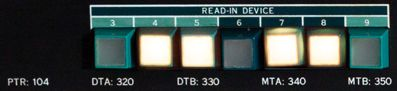 pdp10 ki10 buttons READIN 330